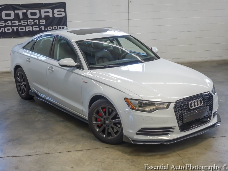 Audi A6 2014 price $15,988