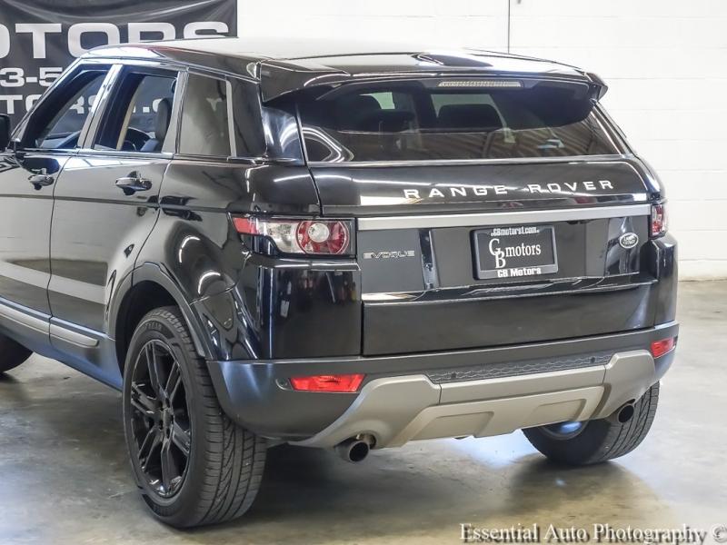 Land Rover Range Rover Evoque 2015 price $22,598