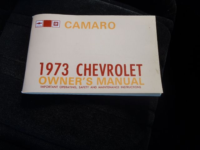 CHEVY CAMARO 1973 price $19,500