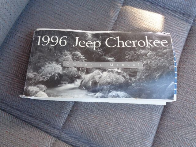 JEEP CHEROKEE 1996 price $4,995