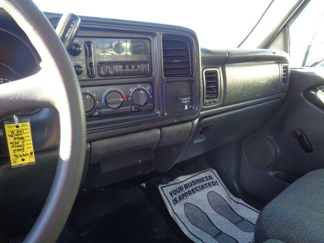 CHEVROLET SILVERADO 3500 2002 price Call for Pricing.