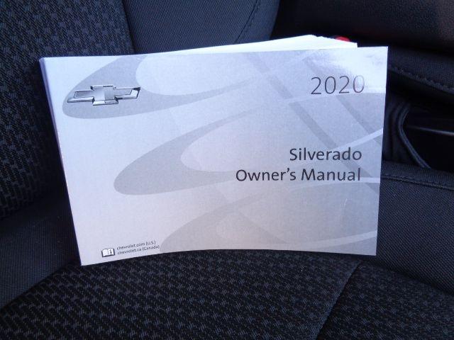 CHEVROLET SILVERADO 1500 2020 price $39,995