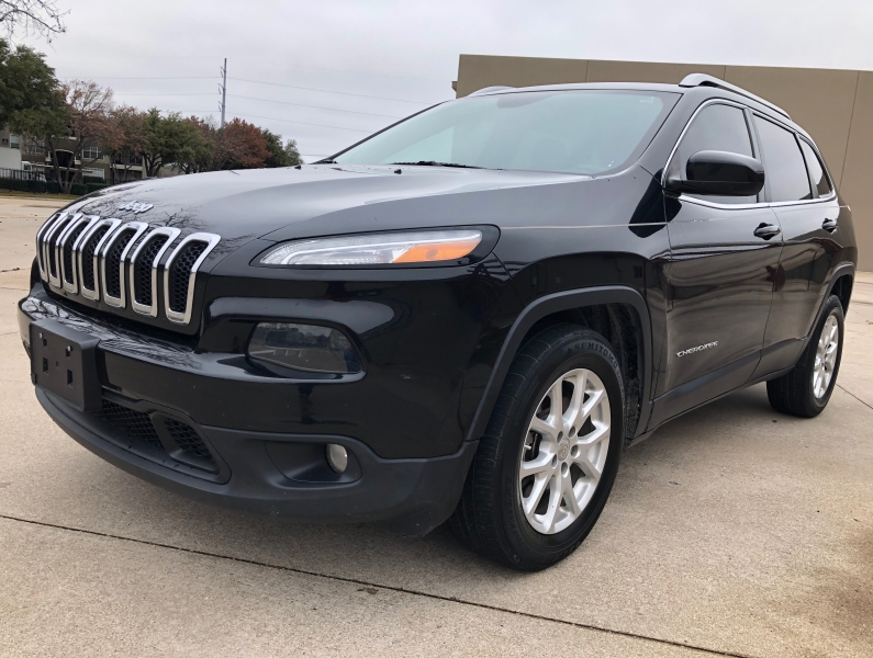 Jeep Cherokee 2014 price 2000 Enganche