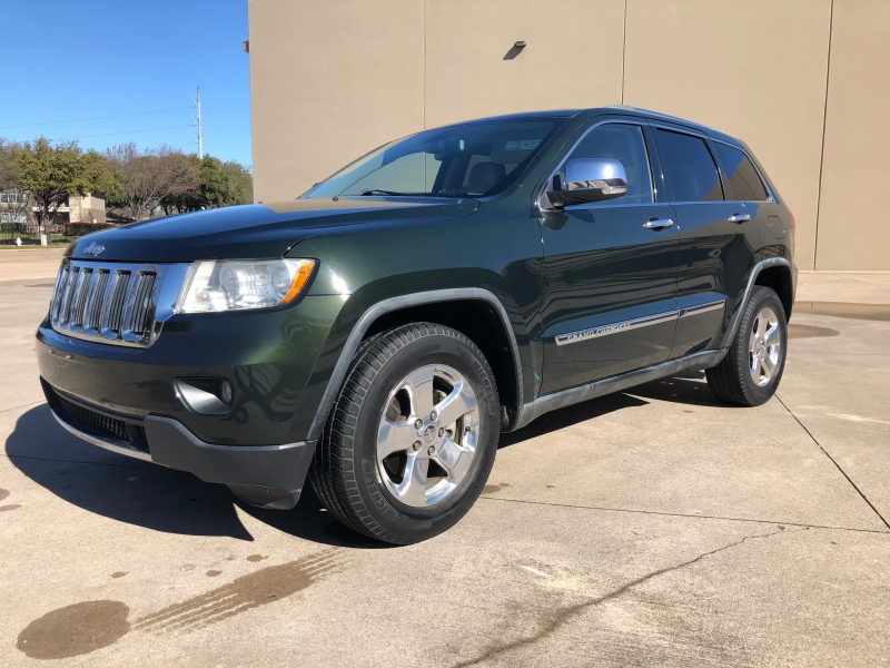 Jeep Grand Cherokee 2011 price 2500 Enganche