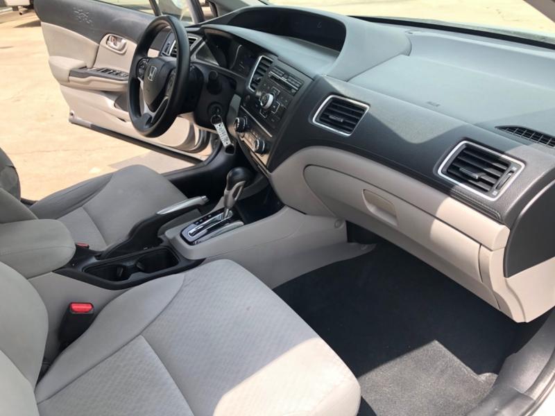 Honda Civic Sedan 2015 price 1500 Enganche