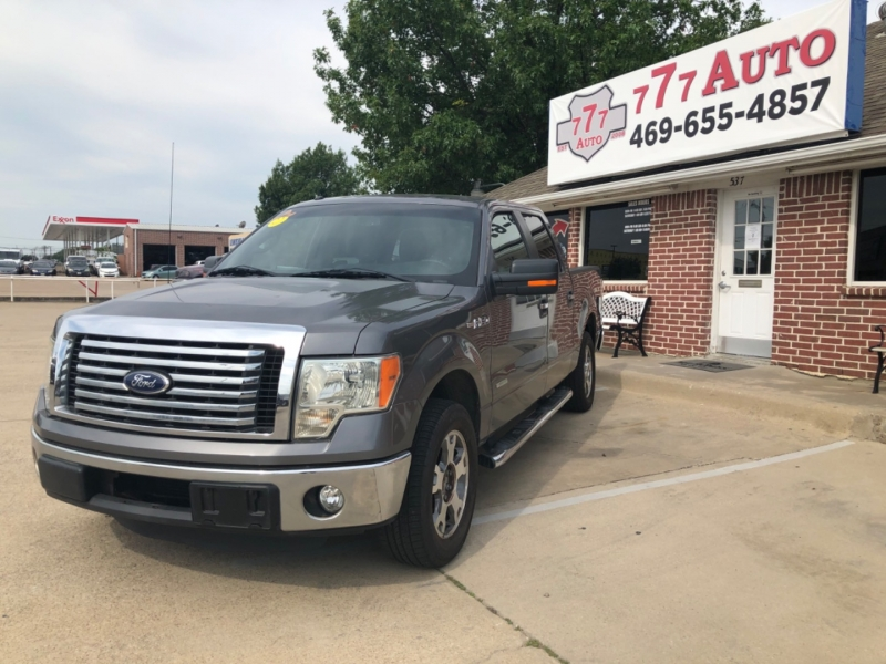 Ford F-150 2011 price 2500 Enganche