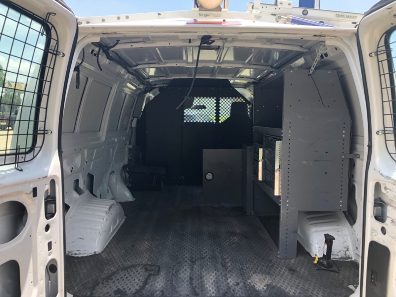 Ford Econoline Cargo Van 2012 price 3500 Enganche