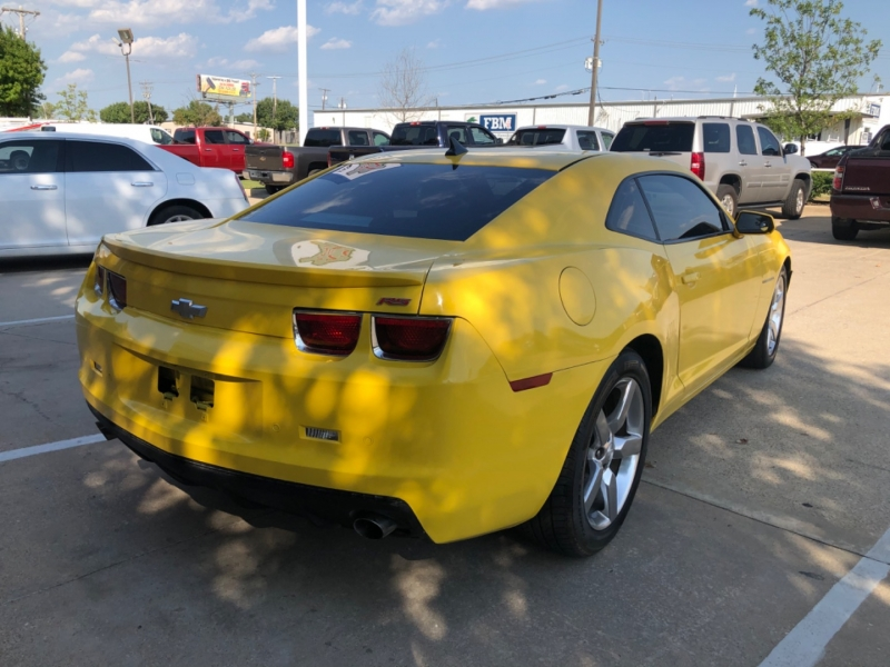Chevrolet Camaro 2012 price 3500 Enganche