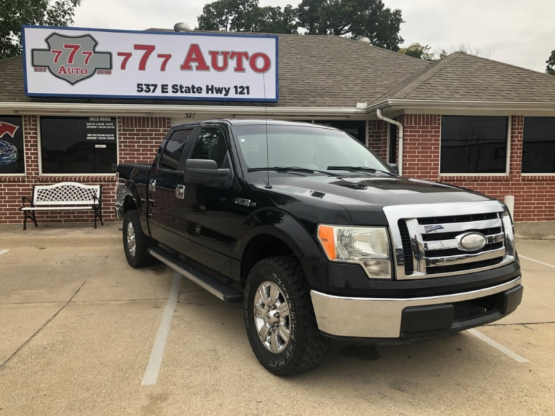 Ford F-150 2009 price 2500 Enganche