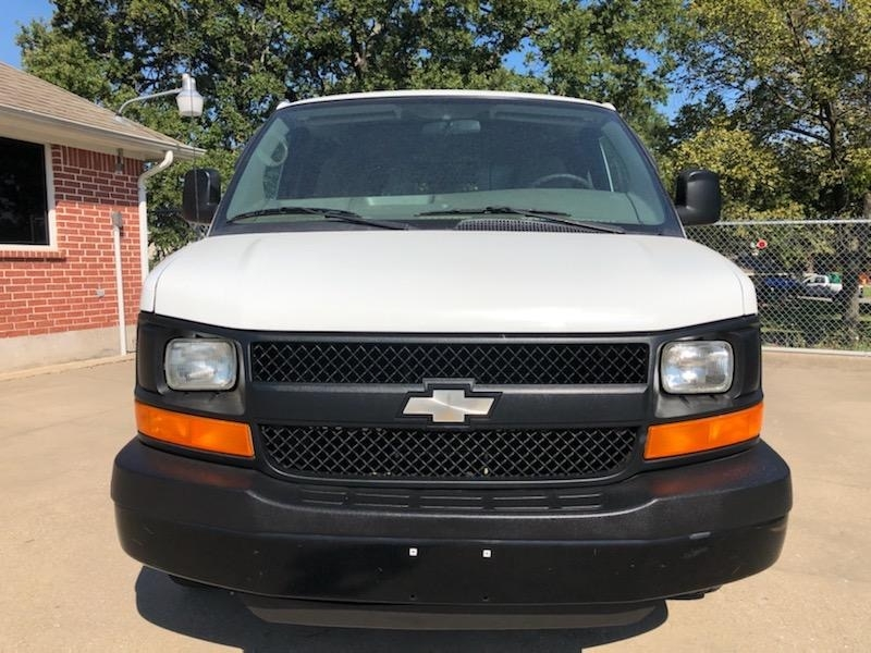 Chevrolet Express Cargo Van 2008 price 2500 Enganche