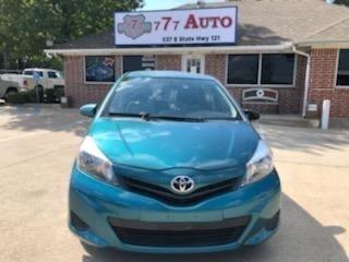 Toyota Yaris 2013 price 1500 Enganche