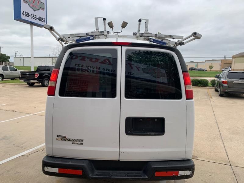 Chevrolet Express Cargo Van 2012 price 3000 Enganche