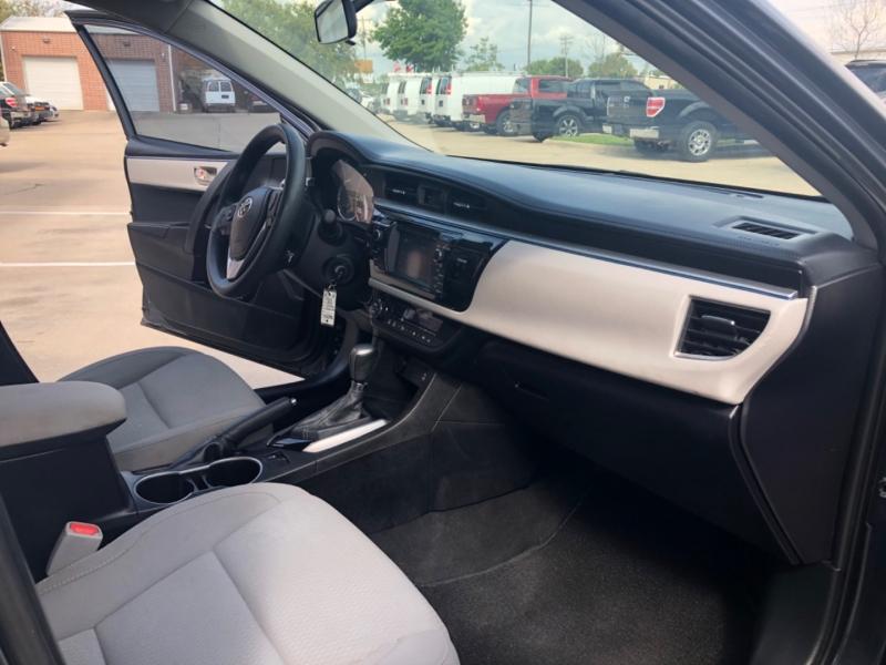 Toyota Corolla 2016 price 2500 Enganche