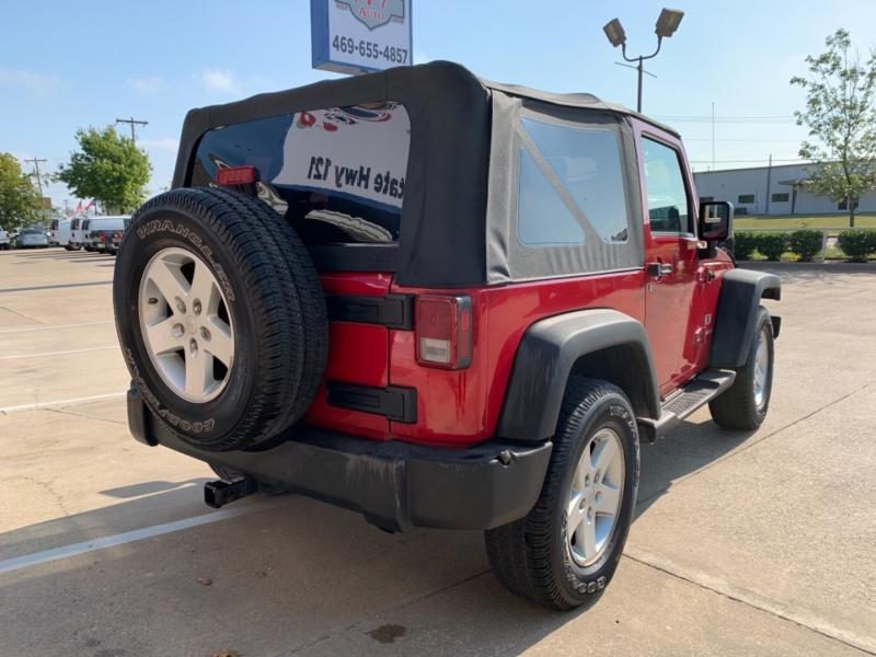 Jeep Wrangler 2008 price 3500 Enganche