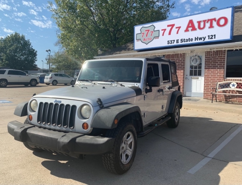 Jeep Wrangler 2008 price 3500 Enganche