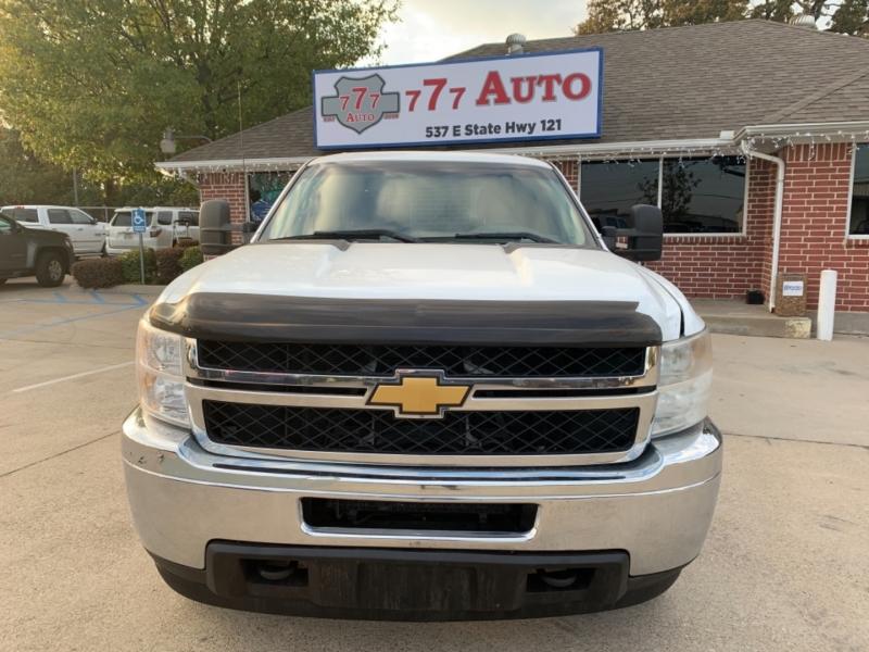 Chevrolet Silverado 2500HD 2012 price 2000 Enganche