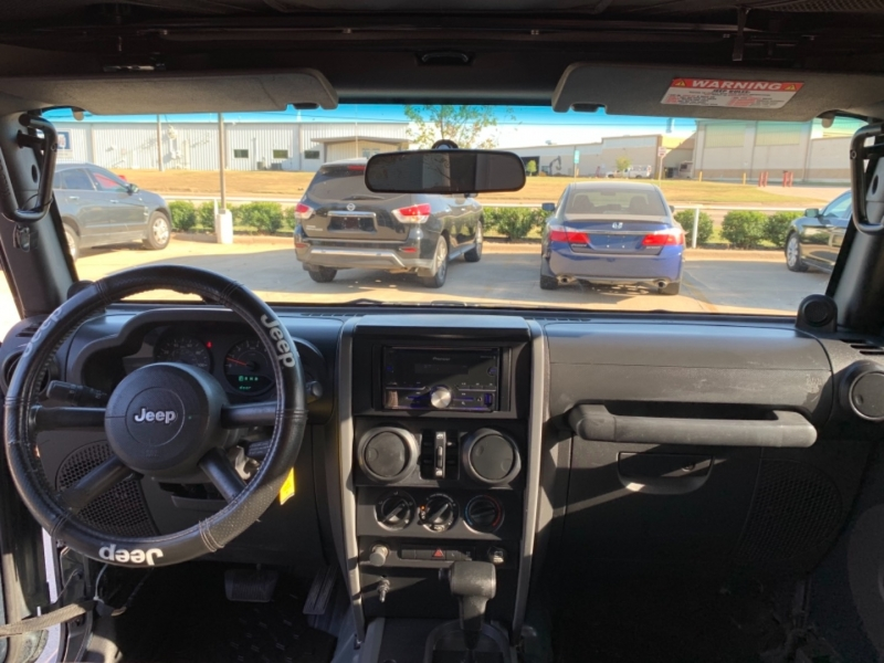 Jeep Wrangler 2007 price 4000 Enganche
