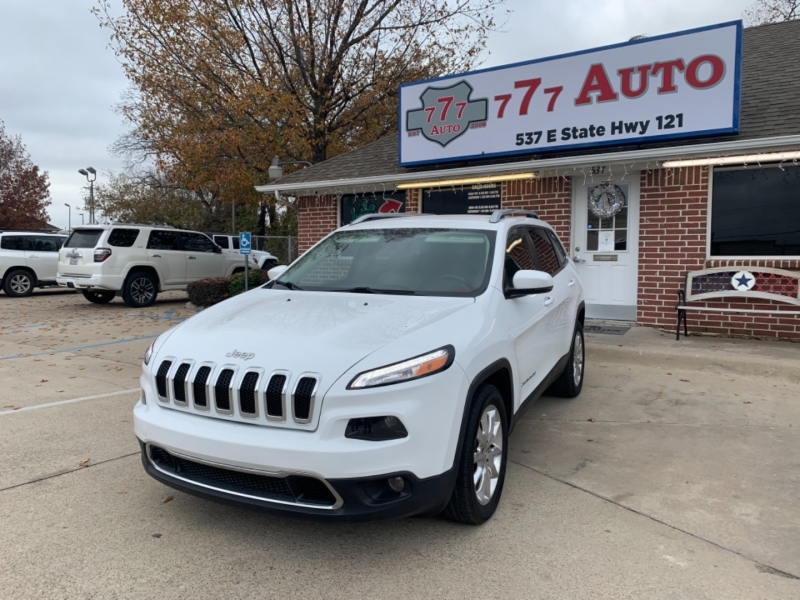 Jeep Cherokee 2015 price 3000 Enganche