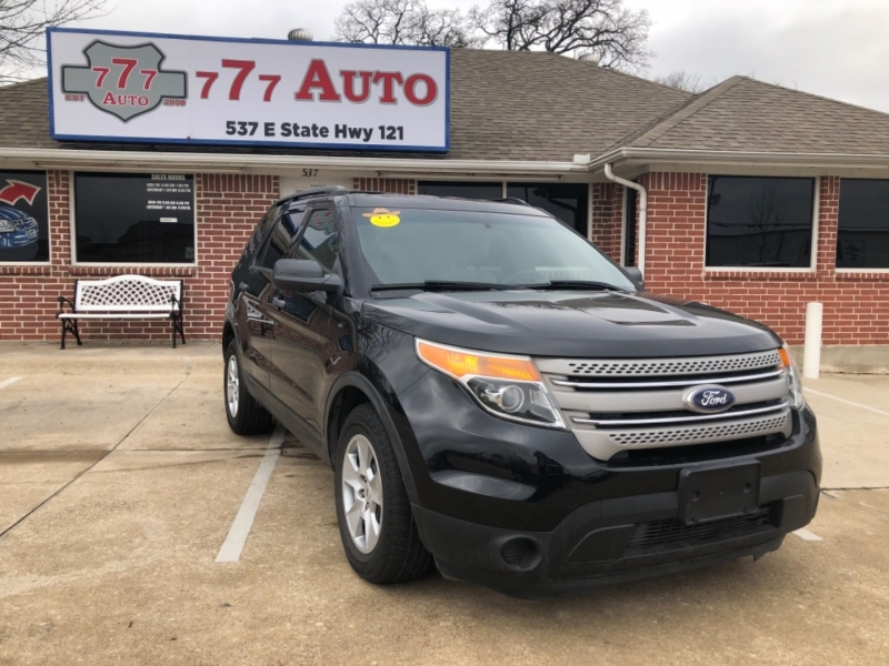 Ford Explorer 2014 price 3000 Enganche