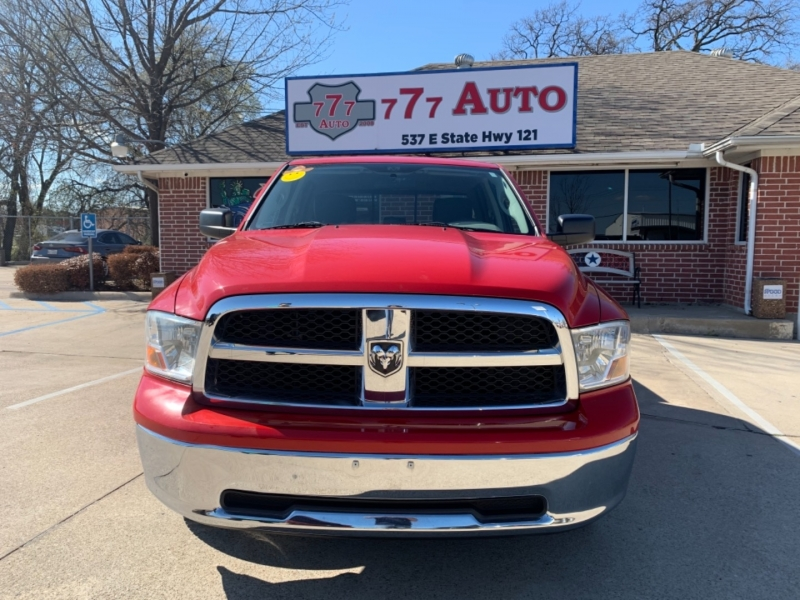RAM 1500 2011 price 3500 Enganche