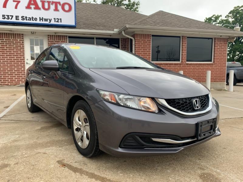 Honda Civic Sedan 2014 price 2500 Enganche