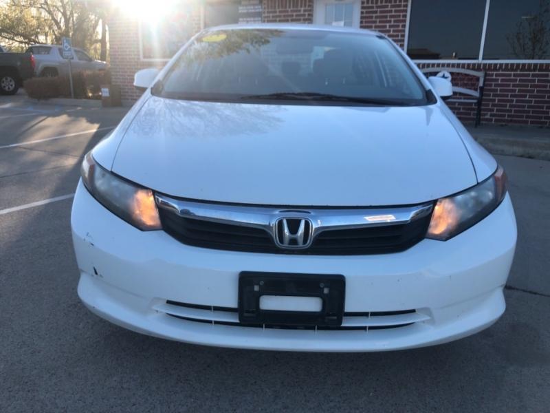 Honda Civic Sdn 2012 price 1500 Enganche