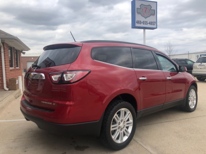 Chevrolet Traverse 2014 price 2500 Enganche