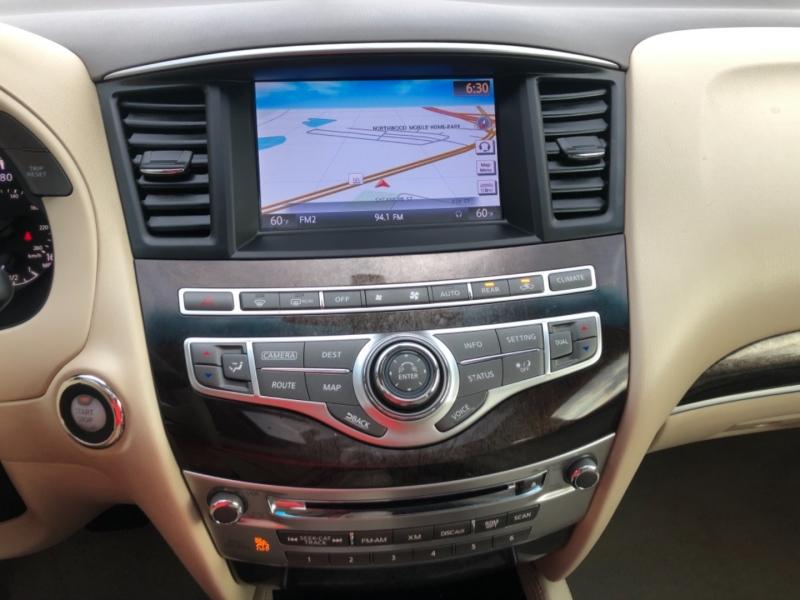 Infiniti JX35 2013 price 3000 Enganche