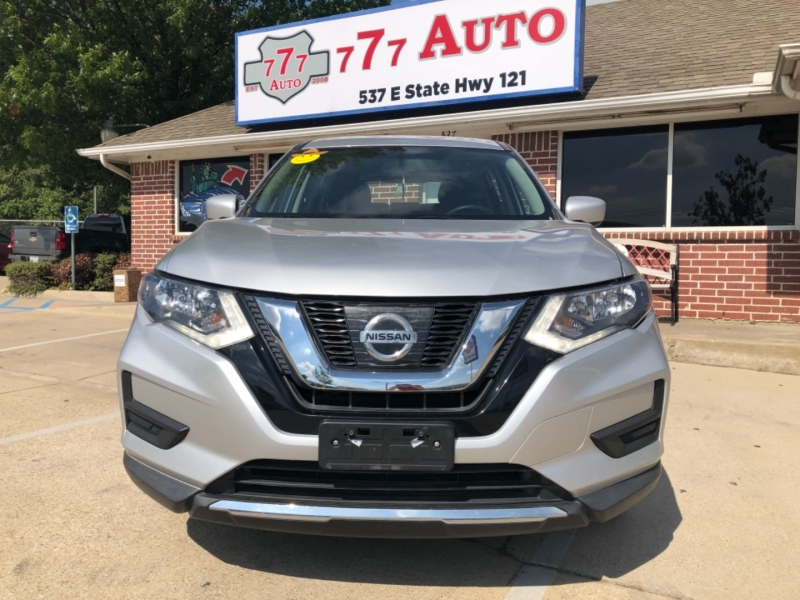 Nissan Rogue 2017 price 3500 Enganche