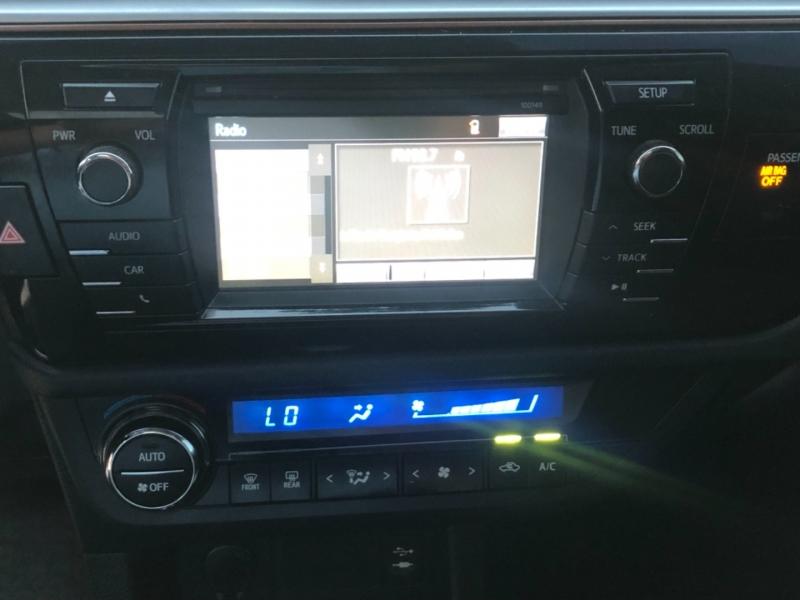Toyota Corolla 2014 price 3000 Enganche