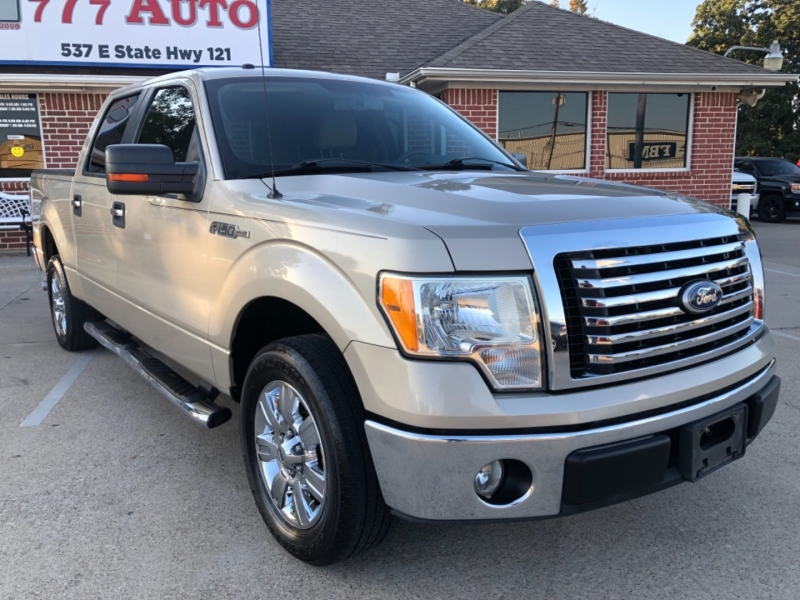 Ford F-150 2010 price 3000 Enganche