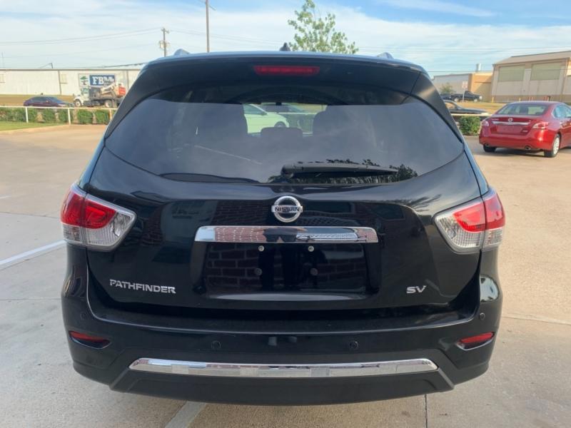 Nissan Pathfinder 2014 price 3000 Enganche