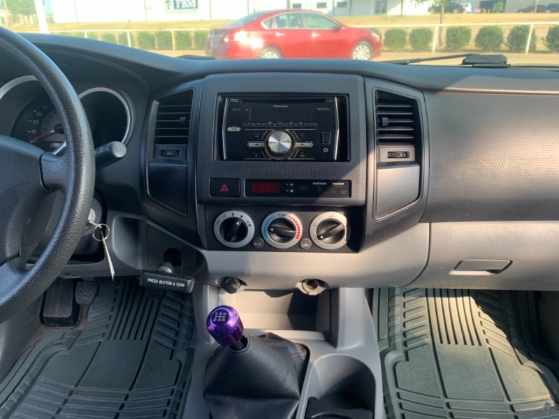 Toyota Tacoma 2007 price 2500 Enganche