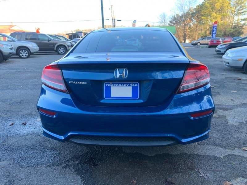 Honda Civic Coupe 2014 price $6,995