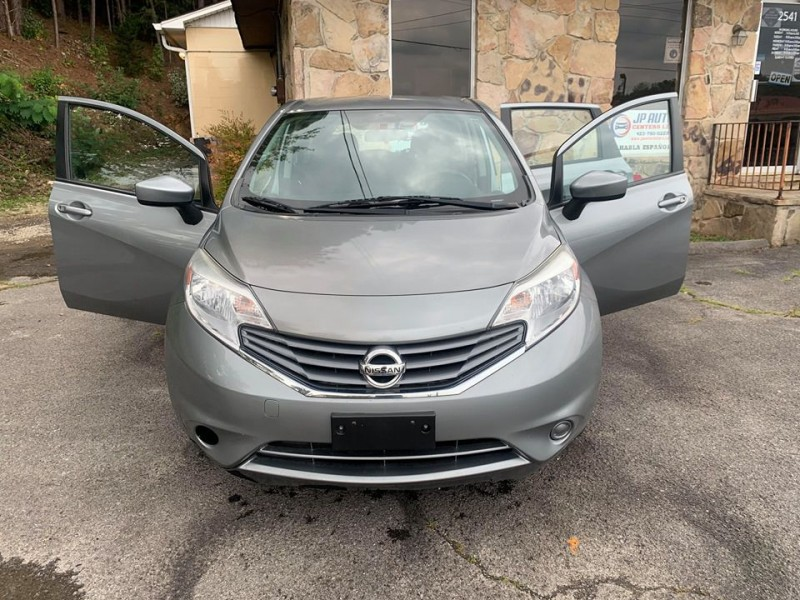 NISSAN VERSA NOTE 2015 price $5,500