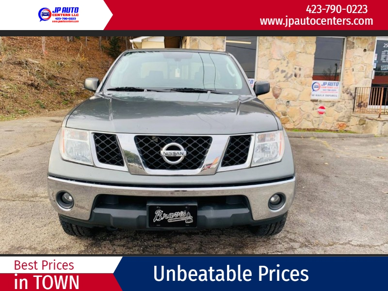 Nissan Frontier 4WD 2005 price $8,995