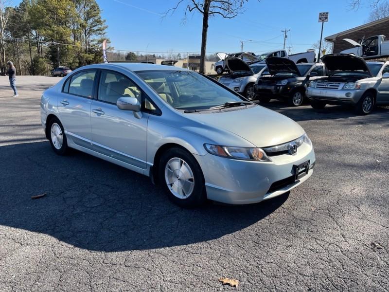Honda Civic Hybrid 2007 price $5,995