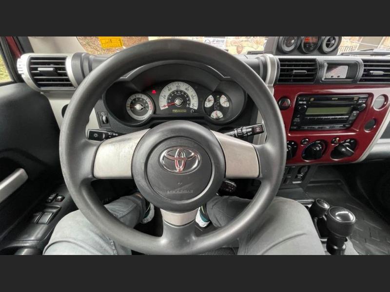 Toyota FJ Cruiser 2008 price $11,995