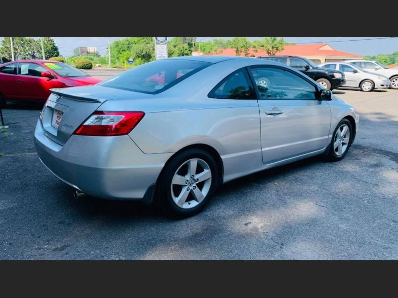 Honda Civic Cpe 2008 price $6,995