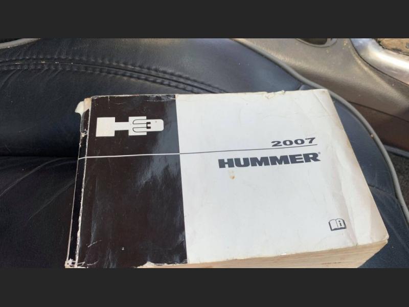 HUMMER H3 2007 price $9,995
