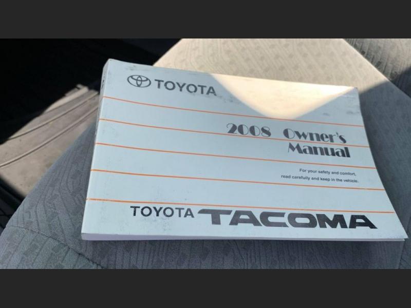 Toyota Tacoma 2008 price $14,995