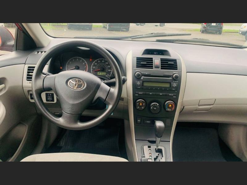 Toyota Corolla 2013 price $12,500