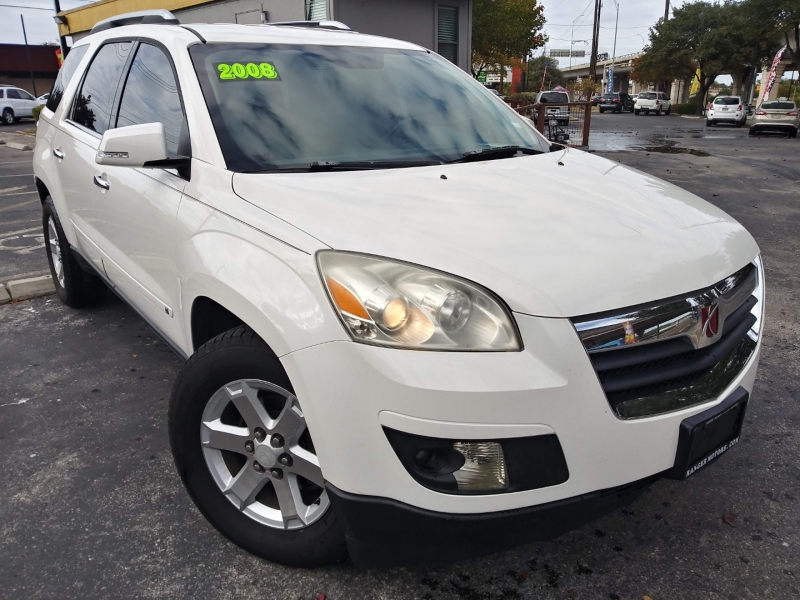 Saturn OUTLOOK 2008 price Call for Pricing.