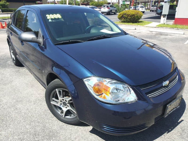 Chevrolet COBALT 2008 price Call for price