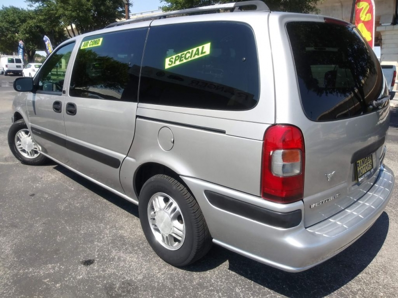 Chevrolet VENTURE 2004 price Call for Pricing.