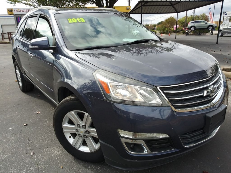 Chevrolet TRAVERSE 2013 price Call for Pricing.