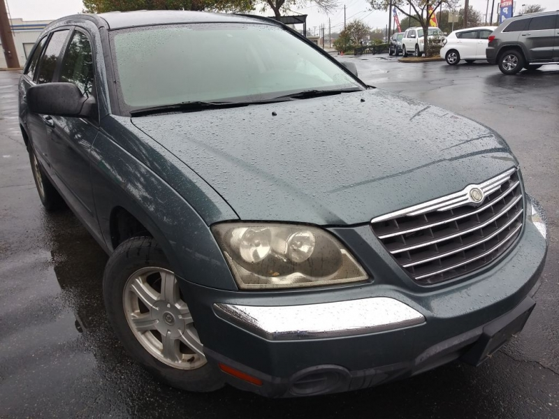 Chrysler PACIFICA 2006 price call fpr price