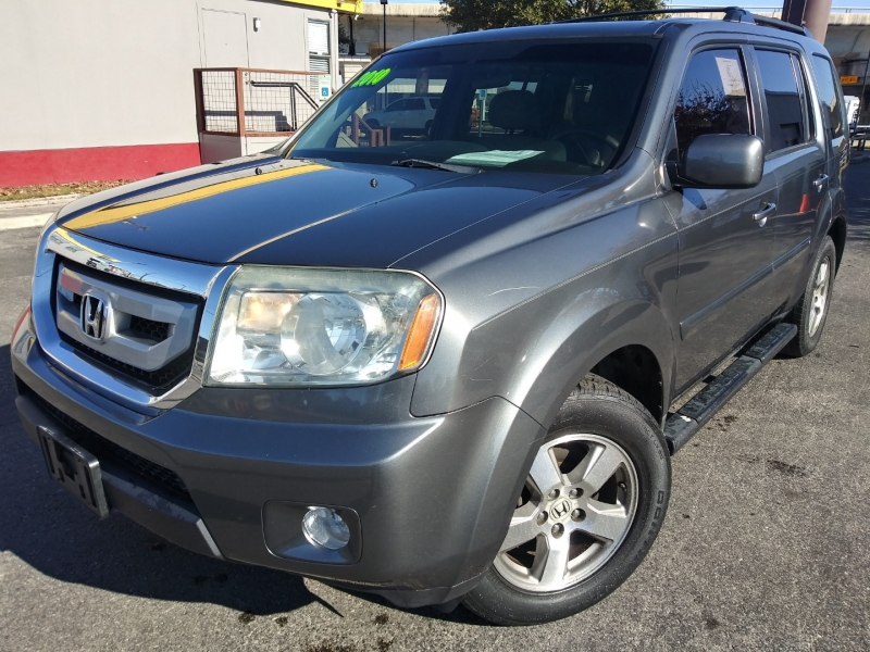 Honda PILOT 2010 price Call for Pricing.