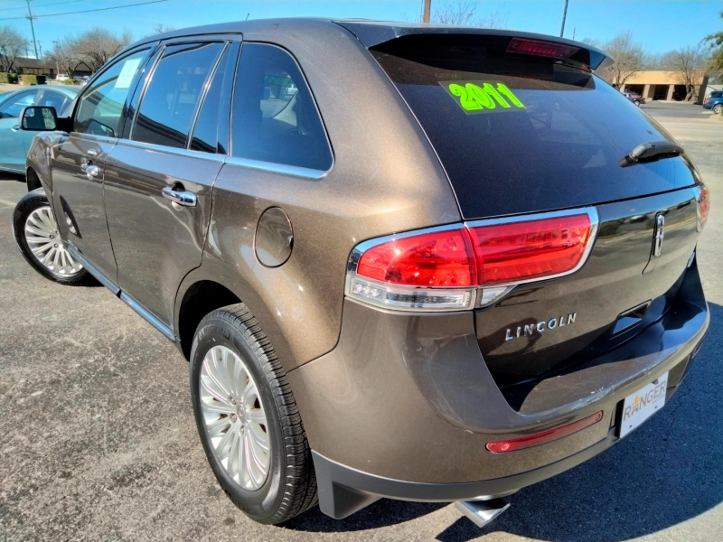 Lincoln MKX 2011 price Call for Pricing.