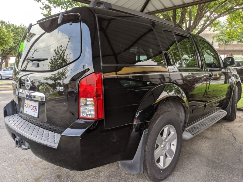 Nissan PATHFINDER 2010 price Call for Pricing.